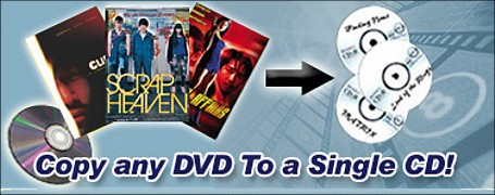 DVD Copy - Copying Software Programe